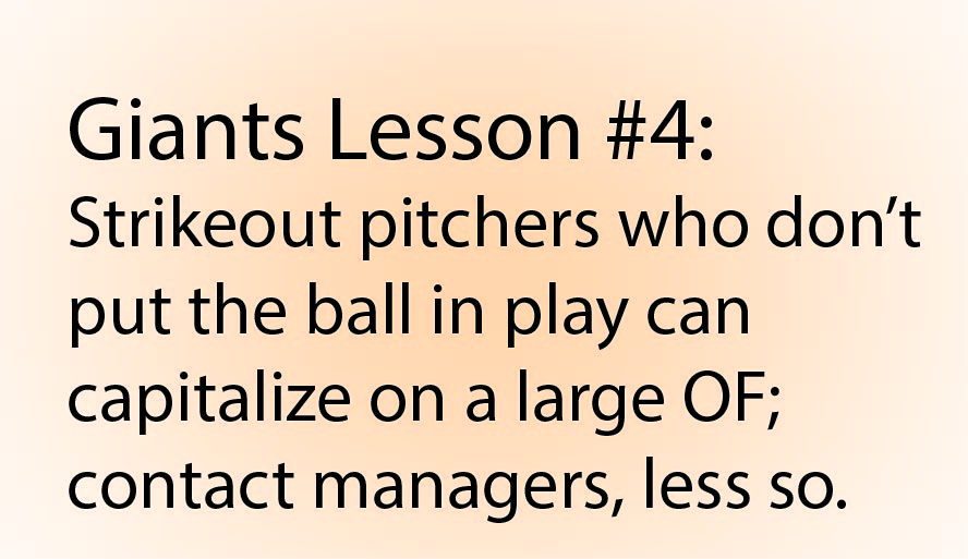 Giants Lesson 4
